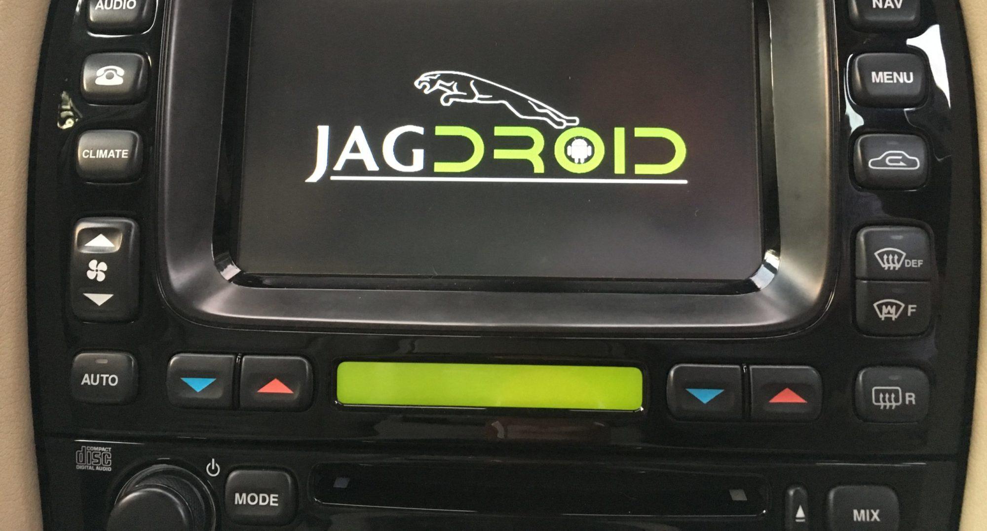 JagDroid